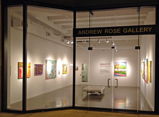 ‪Andrew Rose Gallery‬