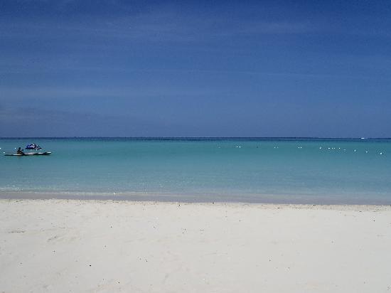 Seven Mile Beach: 7 mile beach