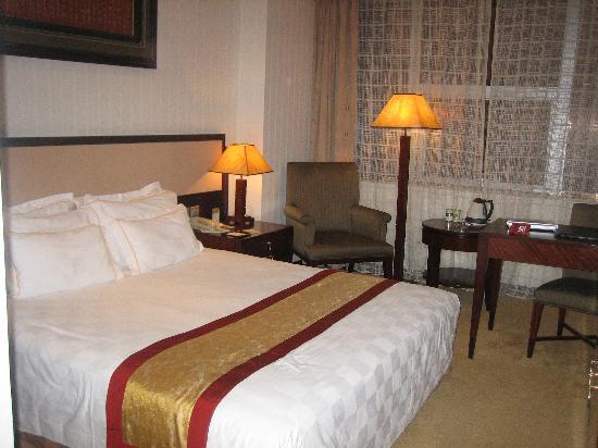 Baoan Hotel: 室内