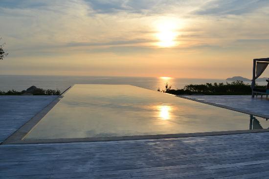 Banyan Tree Cabo Marqués: La mejor puesta de sol en Acapulco