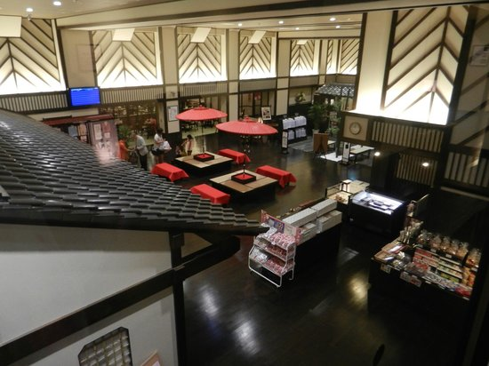 Chitose, Japan: Hotel lobby