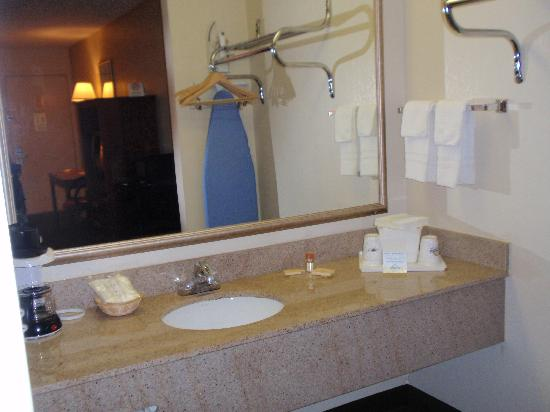 Days Inn Cleveland Airport South: Vanity