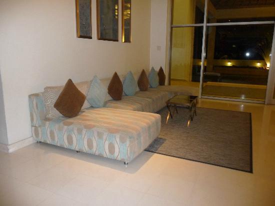 Secrets Silversands Riviera Cancun : hotel lobby