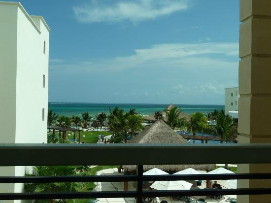 Secrets Silversands Riviera Cancun: view from our room