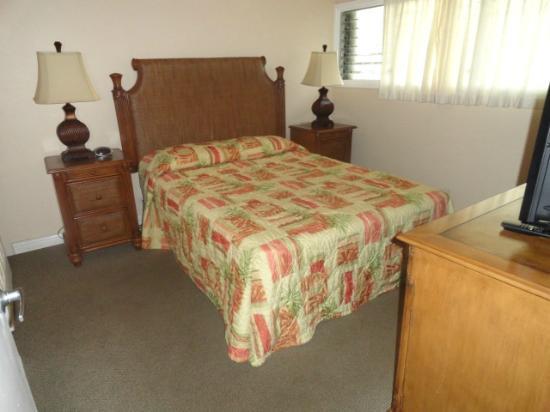 Kapaa Shores: Bedroom