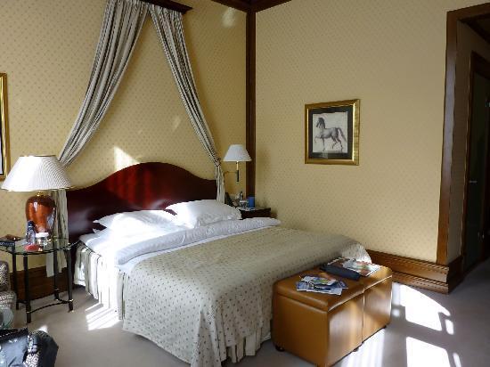 Elite Plaza Hotel Göteborg : Zimmer 310 Bett