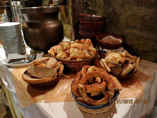 Kadioglu Sehzade Konagi: Breakfast