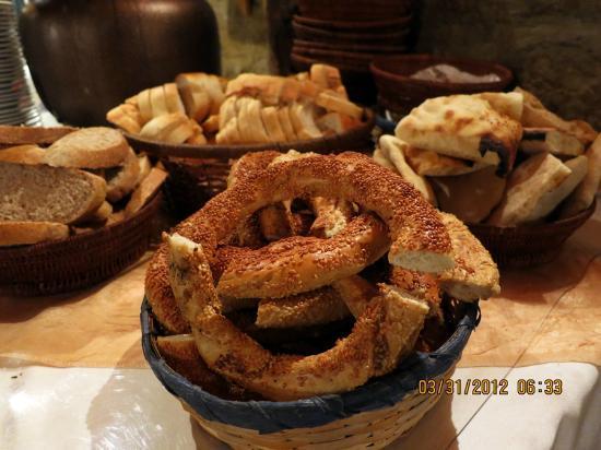 Kadioglu Sehzade Konagi: My favorite bread - Simit (Shimit)