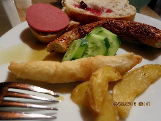 Kadioglu Sehzade Konagi: my breakfast