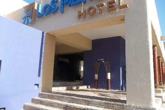 Los Patios Hotel: Entrada