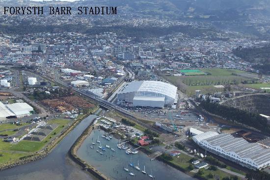 Milton House: Forysth Barr Stadium