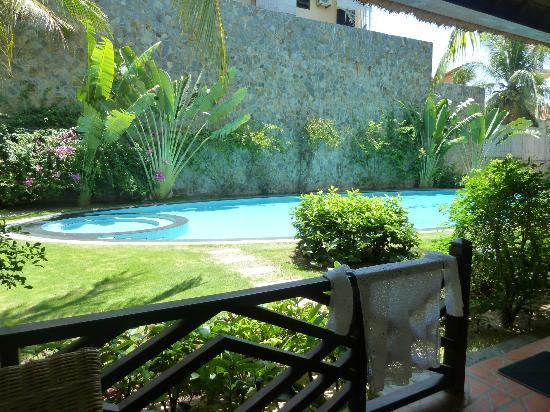 ซันซี รีสอร์ท: garden pool