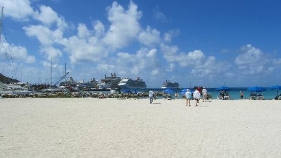 Bliss: Strand von St. Maarten