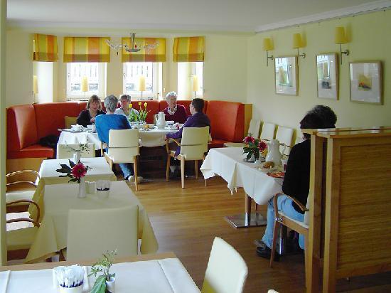 Haus am Meer - Hotel fur Frauen: Frühstücksraum