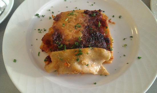 Youth Hostel Luxembourg City: Lasagne