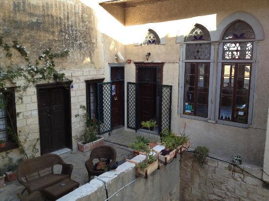 The Fauzi Azar Inn: reception