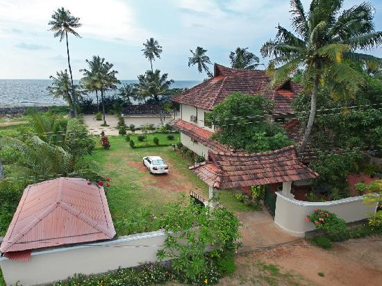 Casamaria Beach Resort: Aerial View Of Casamaria