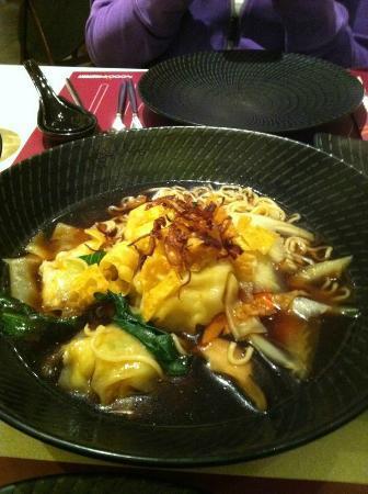 Noodle Factory: Wonton Soup