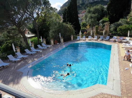 Belmond Grand Hotel Timeo: Swimming pool