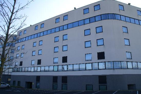 R sidence aquatis chasseneuil du poitou france avis for Appart hotel a poitiers
