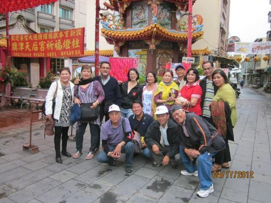 Lion Travel Service Taiwan: ANPING old street