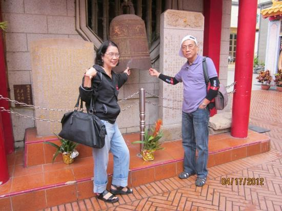 Lion Travel Service Taiwan: Historic sites in Tainan