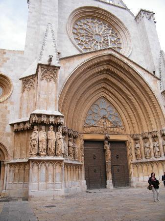 Hotel Augustus: cattedrale di tarragona