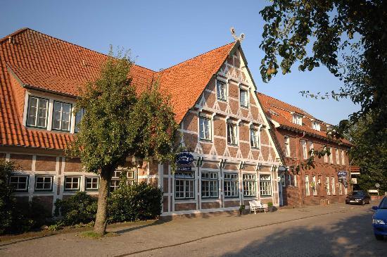 Jork, Alemania: Außenansicht
