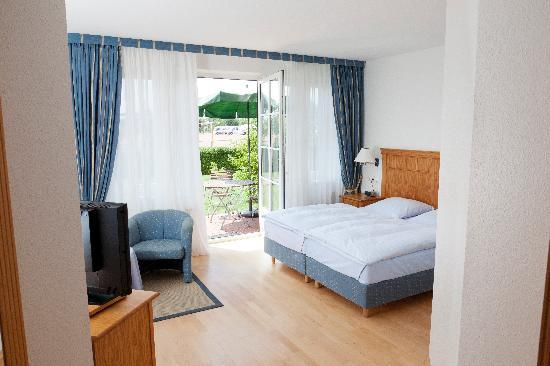 Jork, Tyskland: Komfortzimmer im Gästehaus