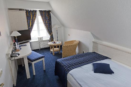 Hotel Altes Land : Einzelzimmer im Stammhaus