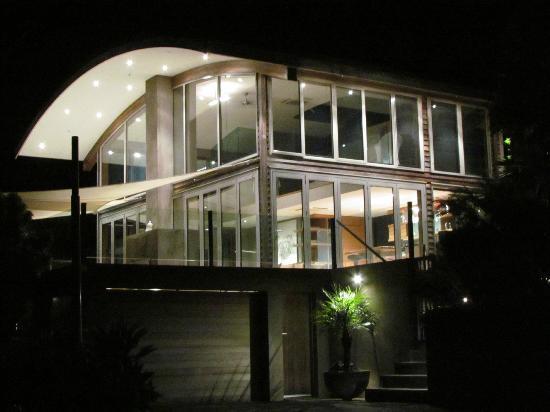 """Eagles Nest: Der Abend im """"Glashaus"""""""