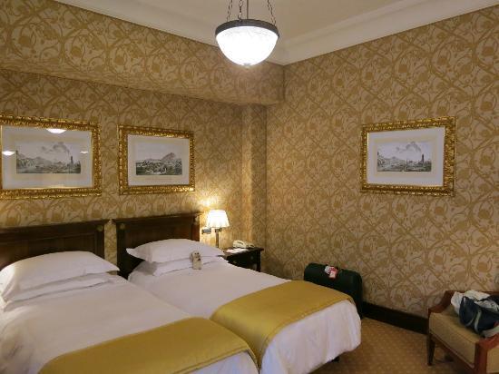 Grand Hotel Villa Igiea - MGallery by Sofitel: My room