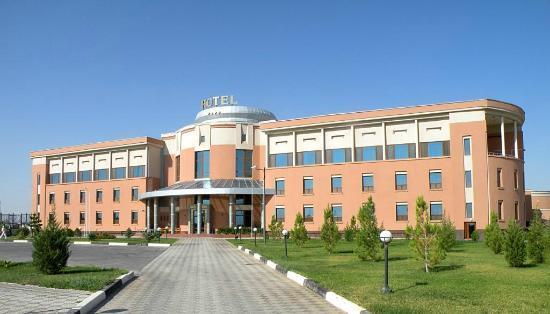 Silk Road Palace