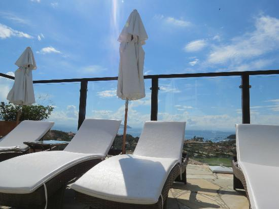 Costa Do Sol Boutique Hotel: The view from the pool