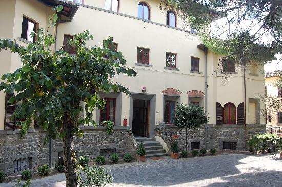 Casa Betania: Ingresso
