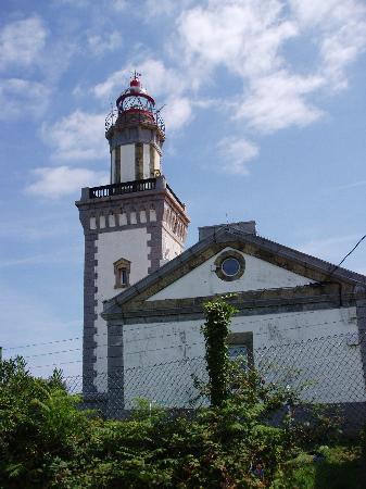 Faro de Higuer : faro Higuer