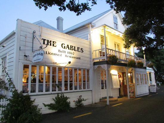 The Gables Restaurant: Mein Lieblingsrestaurant in Russell