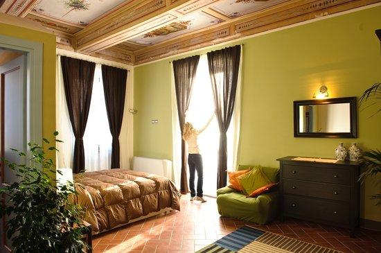 Palazzo delle Signorine: Camera Epica