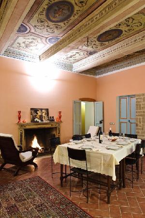 Palazzo delle Signorine: Sala