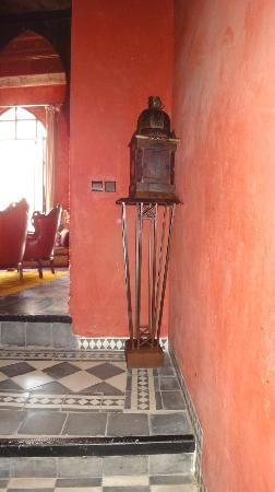 Riad Dar Darma: Entrance to Red Apartment