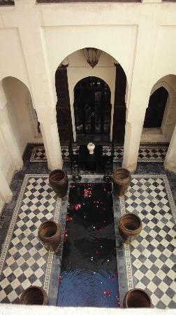Riad Dar Darma: View from Red Apartment
