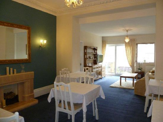 Babbacombe Guest House: Dining Room