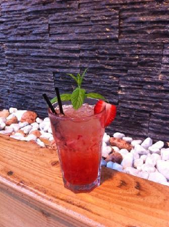 Le Borméo : cocktail