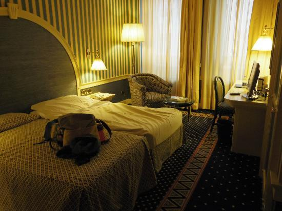 Hotel Auriga: ツインの部屋