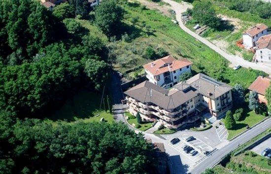 Hotel Milano : Foto aerea