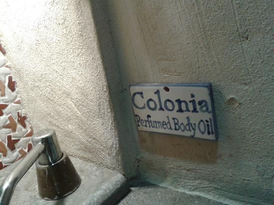 Hammam Al Andalus Granada: Colonia