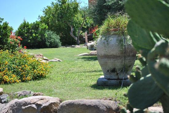 B&B Soleesale e Appartamenti per Vacanze: Particolare...il giardino!