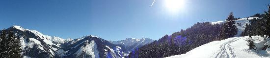 Fusch, Österreich: Ponyhof Alm Winter