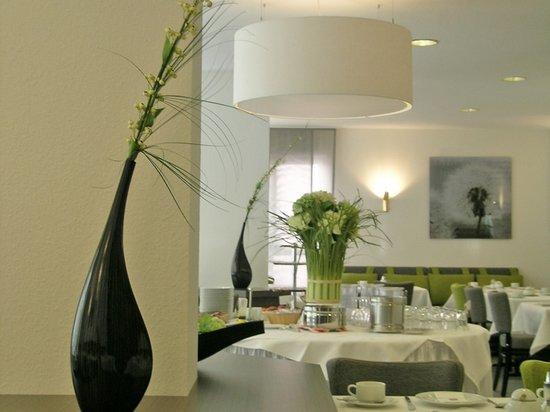 BEST WESTERN Hotel Favorit Ludwigsburg: Frühstücksraum