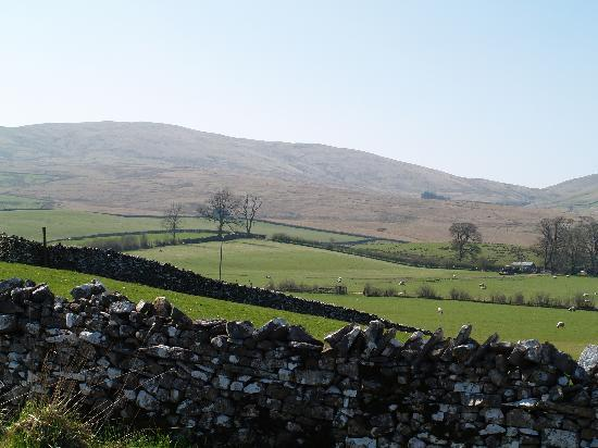 Ravenstonedale in March